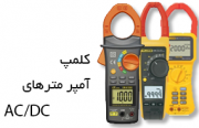 AC,DC clamp ammeter