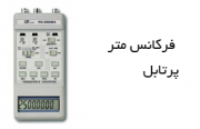 Portable Frequency Meter
