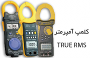 TRUE RMS Clamp ammeter