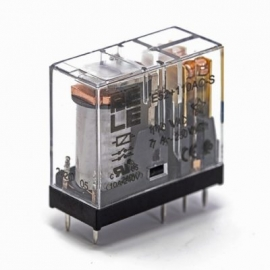رله شیشه ای ایتالیانا رله تیپ E52